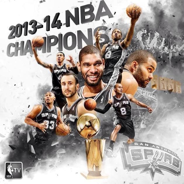2013-2014 Sezonu NBA Şampiyonu