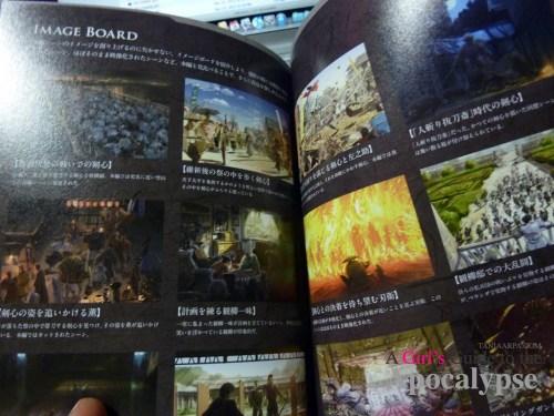 Rurouni Kenshin Deluxe DVD - image board