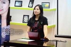 Author Mina V. Esguerra