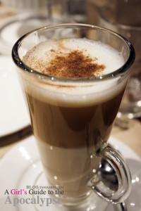 Salsa Cappuccino - Abe