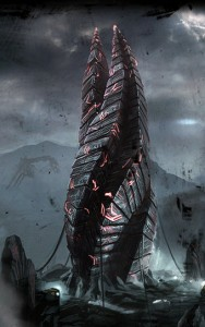 Red Marker on Aegis VII
