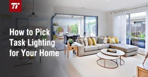 Task Lighting for Home