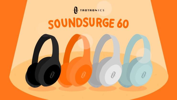 SoundSurge 60 Colorways