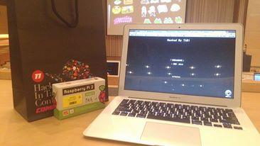 HITCON 2015 IoT Wargame – R0 挑戰題