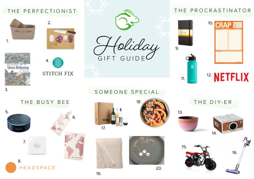 Holiday Gift Guide - Blog Cover