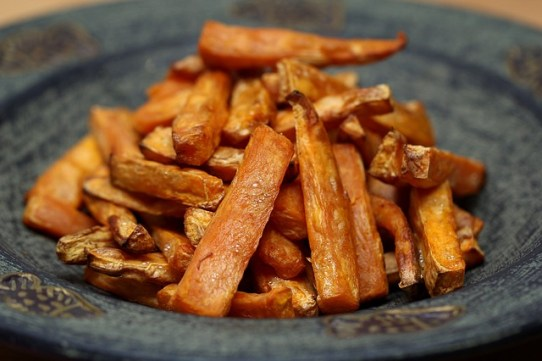 Roasted Sweet Potato Fries tastyfix