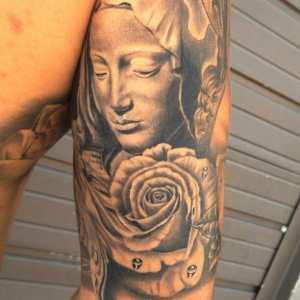 Tattoo by Carlos Macedo