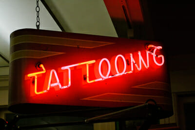 Ask Your Tattoo Artist