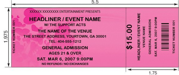 We Have A Ticket For That Valentines Day Edition