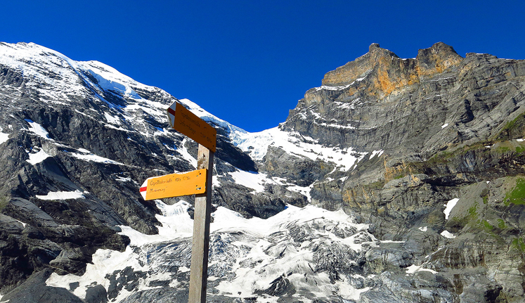 Trekking Alpes