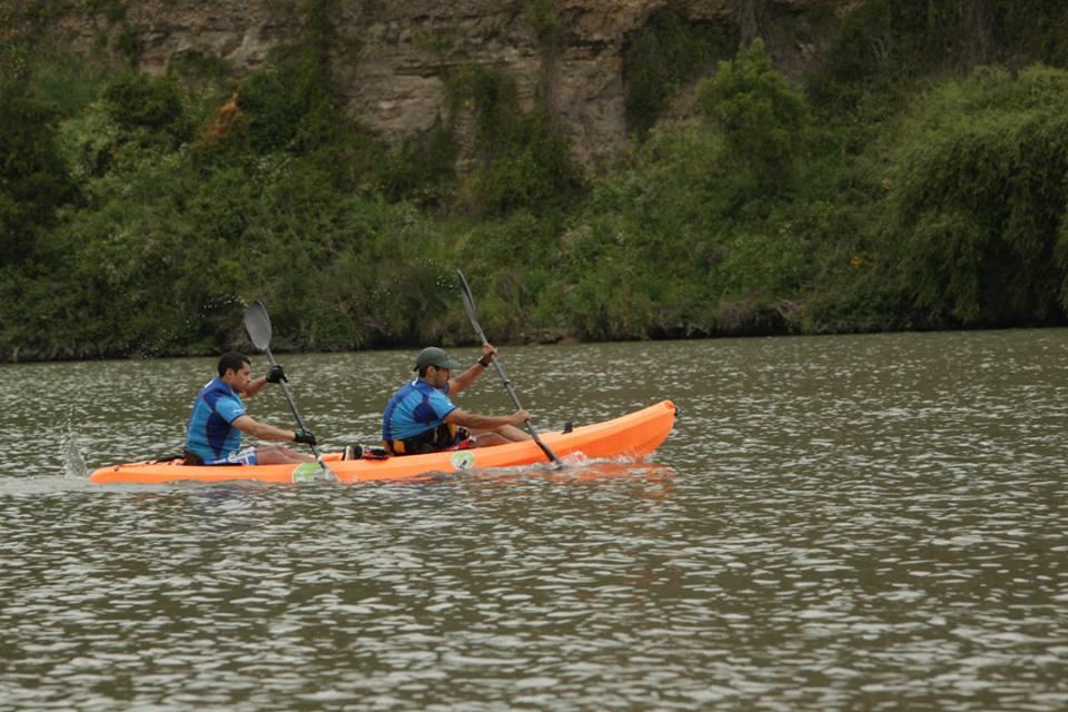 Km 25 de Kayak