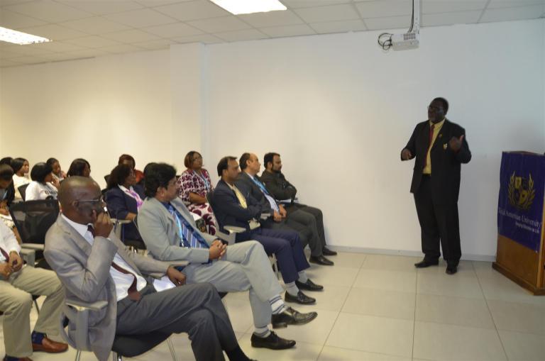 Dr.Trevor-Kaile-Session