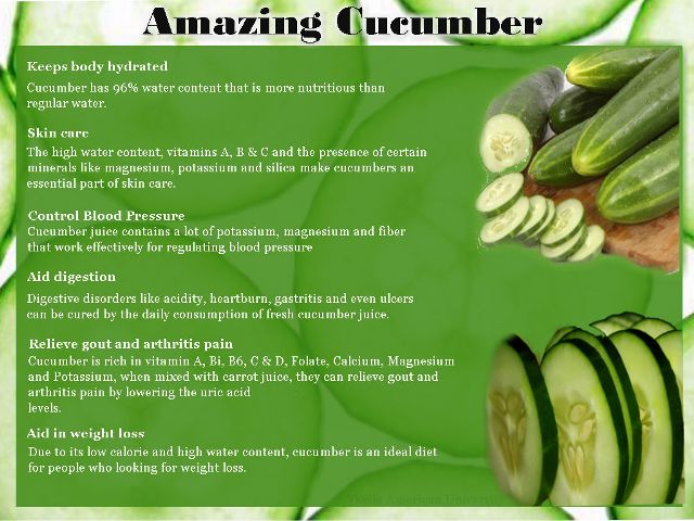 cucumber-benefits