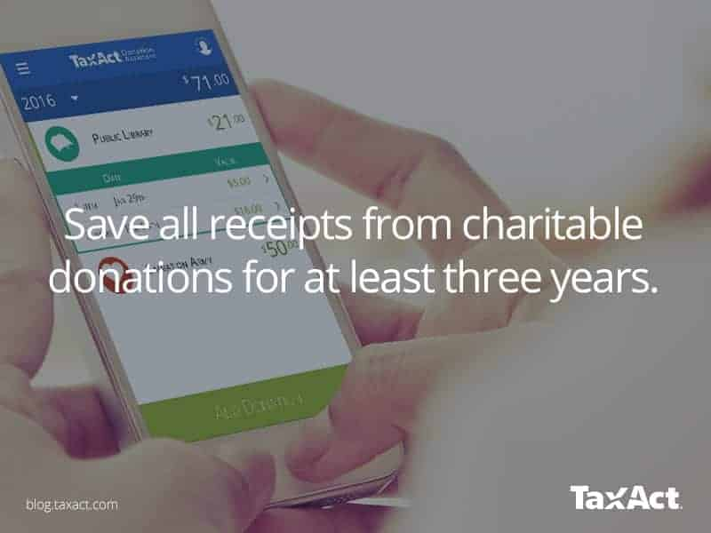 Maximize Your Tax Deduction For Charitable Contributions