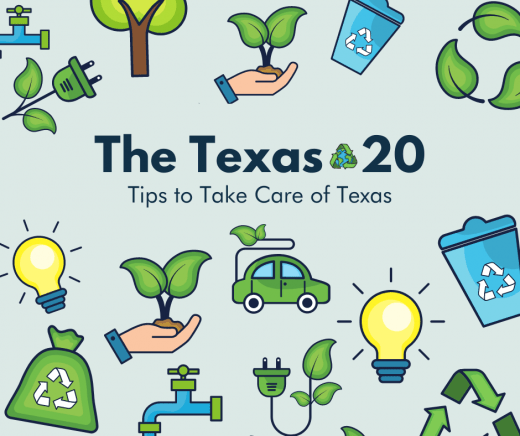 The Texas 20 - Tips to Take Care of Texas