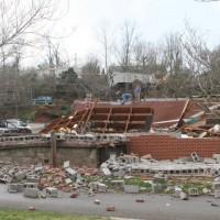 Tornado hit in Telico Plains, Tenn.  2012