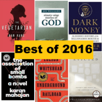 best books 2016