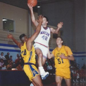 Daryl Basketball picture from Marian