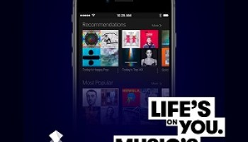 TDS TV customers: Stream music anywhere for FREE | TDS Home