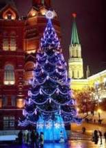 Russian New Year Tree