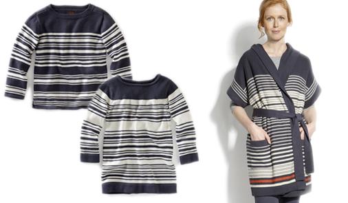 PicassoStripedSweater