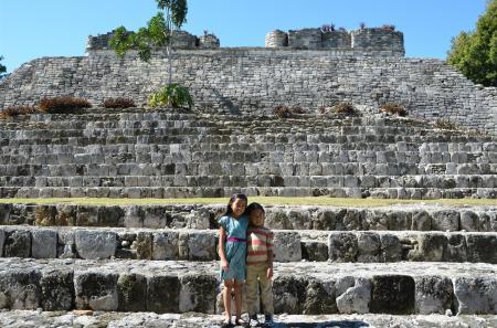Family Trip To Mexico