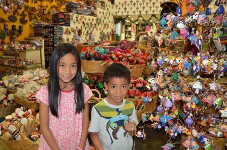 Mexico Souvenir Shop