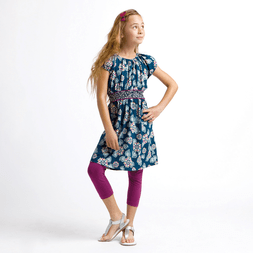 Pasar Vines Girls Dress