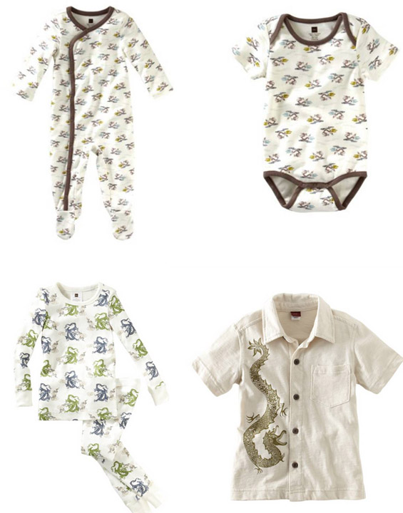 Dragon Boys Clothes