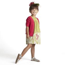 Bali Inspired girls dress