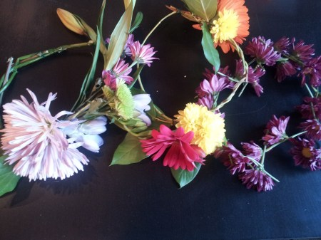 DIY Flower Headbands