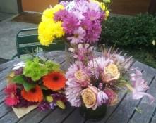 Bouquet for DIY Headbands