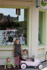 Exploring Tea Retailer Sweet Pea