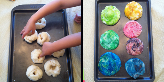 how to soften rock hard play doh