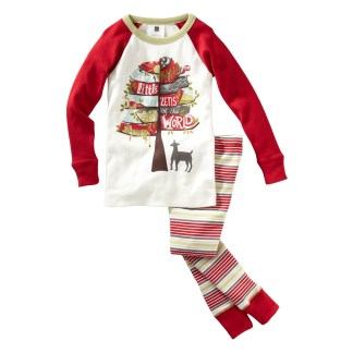 Tea Collection's Little Citizen Pajamas