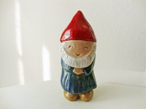 Smiling Gnome.