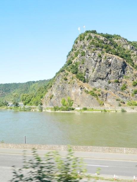 Loreli -  Rhine near St. Goarshausen, Germany