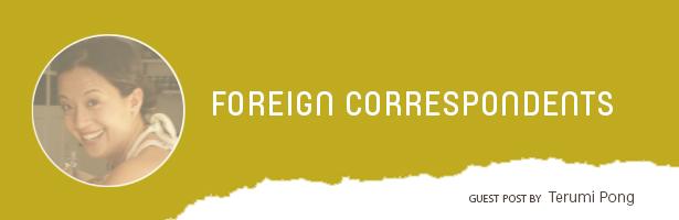 Tea Collection's Foreign Correspondents