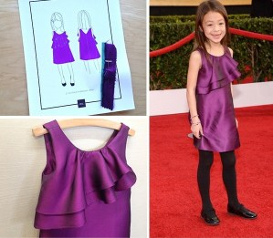 Aubrey Anderson-Emmons SAG Awards 2014
