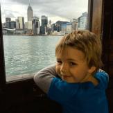 Star Ferry Hongkong