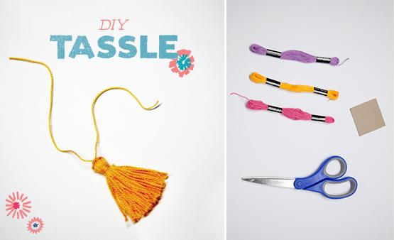 DIY Tassel