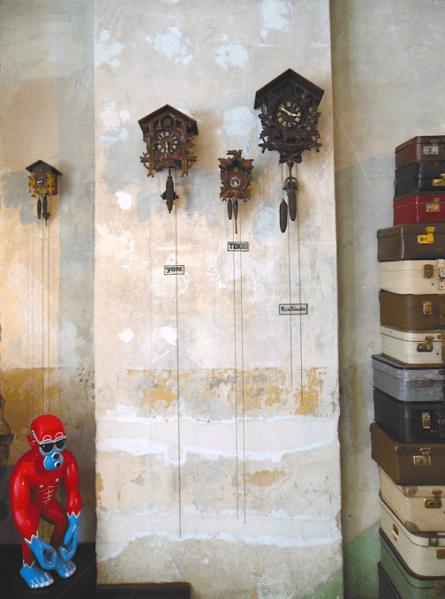 German Cuckoo Clocks
