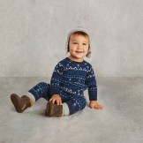 Shop Now: http://www.teacollection.com/product/5w42509/boy-romper-joaquin-romper.html#heritage blue