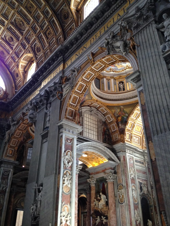 Inside Vatican City - Tauck & Tea Collection - Travel to Italy