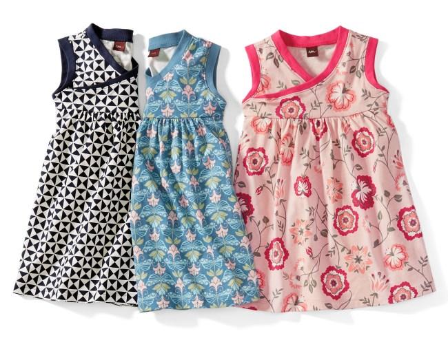 Wrap Neck Dresses