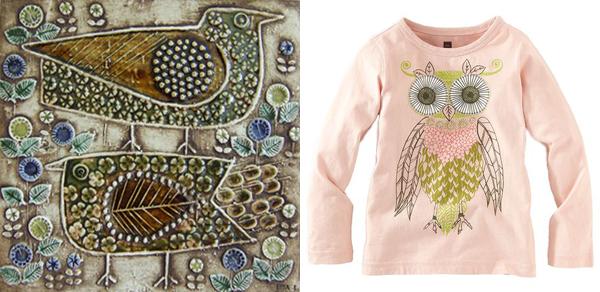 Lisa-Larson-owl-shirt