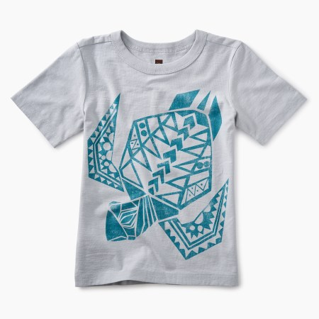 Boys Sea Turtle Graphic Tee