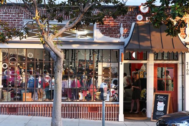 Tea Neighborhood Shop at Kid Dynamo