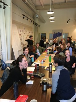 We have a team at Tea that includes 69 amazing women ranging in roles from design to systems to sourcing.