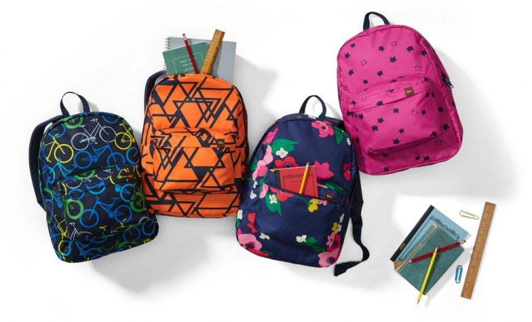 Fall Back to School Backpacks